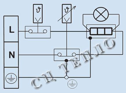 Электрическая схема водонагревателя Татрамат ЕО 944 P
