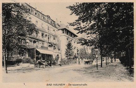 Postkarte von 1909/Sammlung Thomas Schwab