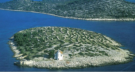 Отдых на маяках Хорватия