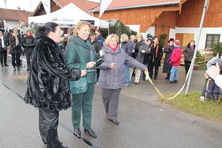 Das Heimatmuseum in Arget
