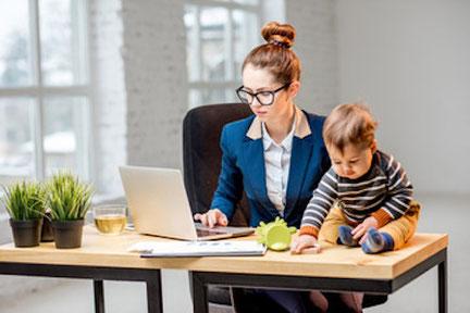 optimiser le télétravail - règles du télétravail - teletravail les règles - télétravail plus efficace - teletravail gain de productivité - télétravail calme - télétravail à la maison - télétravail et vie de famille - télétravail vie familiale