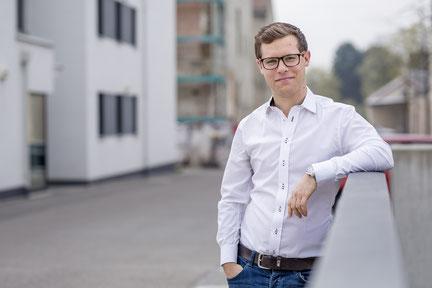 Frederik Hintermayr, Foto: S. Schäfer-Riedel