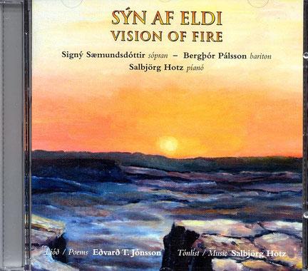 Salbjörg Hotz - Kompositionen Compositions Tónverk