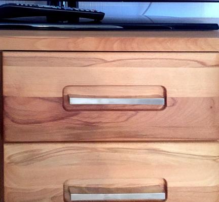 Farb- und Strukturunterschiede bei Holz kommen immer vor