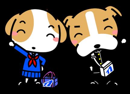 ご進学・入学・入園おめでとうございます