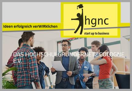 Screenshot des Portals hgnc.de
