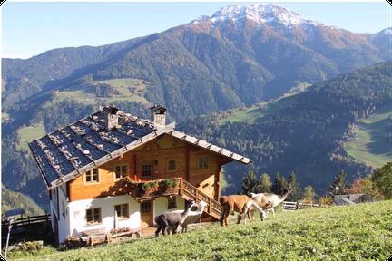"""Haus Rauchegg ©Ferienwohnungen """"Rauchegg"""", Urlaub auf dem Bauernhof, Südtirol, Ultental"""