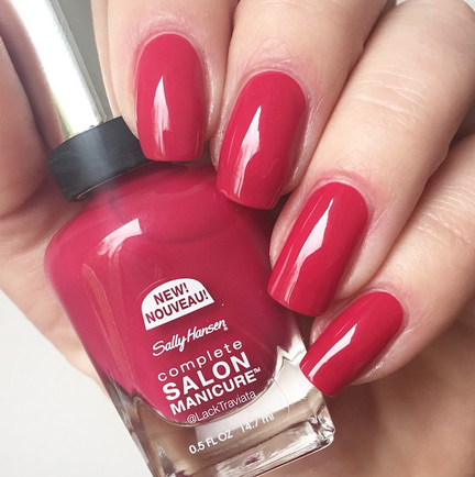 Swatch Sally Hansen Aria Red-y?