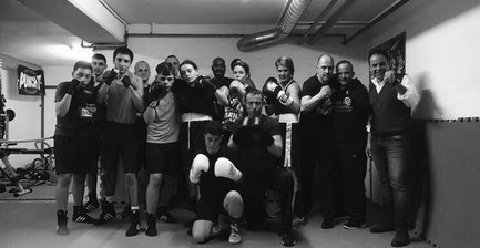 Kantonales LIGHT-CONTACT BOXING Sparringstreffen, 1. März 2019,  M's-Gym Bern Ittigen