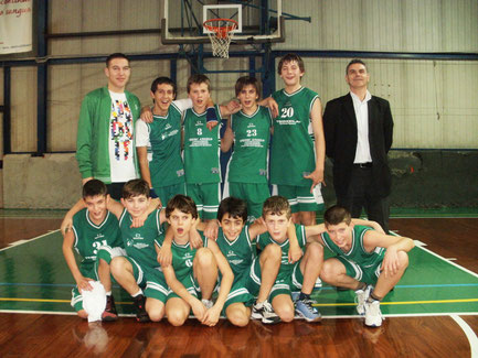 Under 14 stagione 2010/2011
