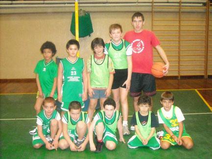 Under 10 stagione 2006/2007: festa di fine stagione