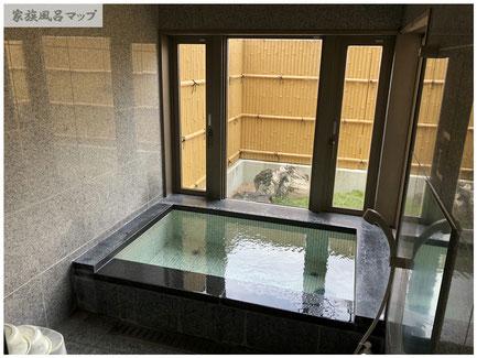 日王の湯家族風呂