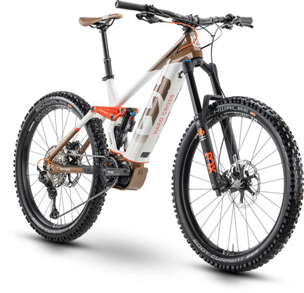 Husqvarna Hard Cross HC8 - 2020