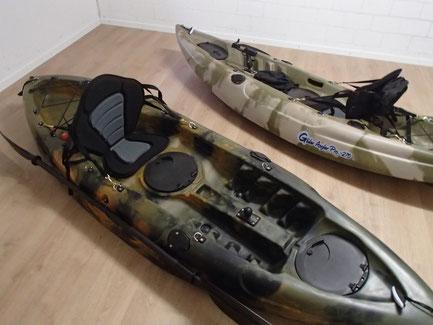 Waterside Angler Pro 270 Kajak