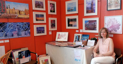 At the Maler(painter)weekend 2015