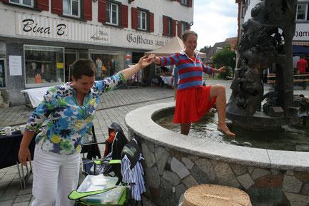 Kneipp-Lehre in Riedlingen: Weil´s hilft