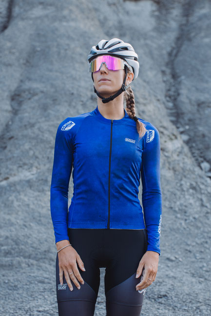 Maillot cyclisme route femme