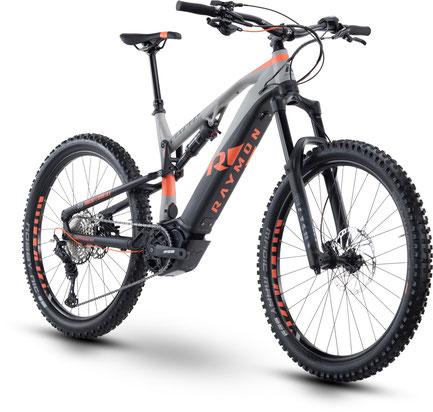 R Raymon TrailRay E-Seven 10.0 - e-Mountainbikes - 2020