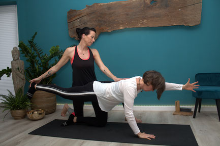 Medical Yoga Stunde