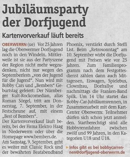 09.08.2017 Markt Schweinfurt