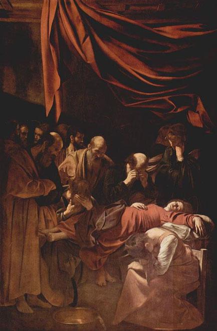 Величайшие шедевры Лувра - Смерть Марии