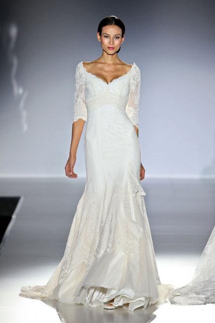 robe de mariée Franck Sarabia 2014