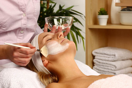 Beauty salon Stuttgart Mitte Westcosmetic treatments vapozone facial cleansing hair removal