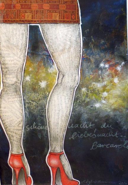 Bild Beine High Heels