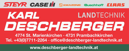 Deschberger Landtechnik, St. Marienkirchen