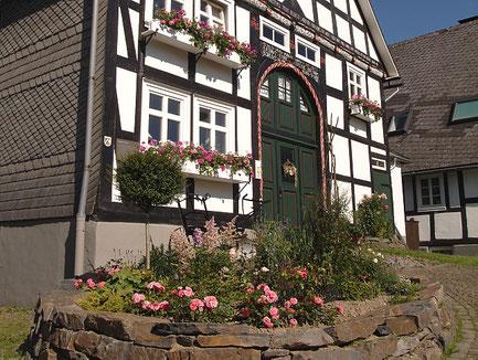 Buskers - ältestes Wohnhaus Assinghausens