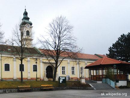 Kirche in Laab am Walde