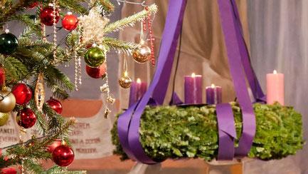 Am vierten Adventsonntag, der heuer mit dem Heiligen Abend zusammenfiel, war in der Vormittagsmesse kein Kinderprogramm vorgesehen.