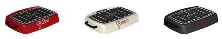 Vibrationsplatte Galileo Med 25 TT - Farben - Vergr.: Klick!