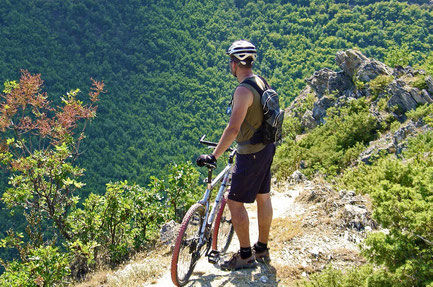 Skopje top things to do - Mountain Biking - Copyright  Bojan Rantaša
