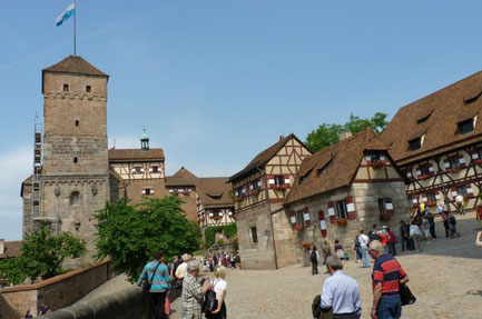 Nuremberg top things to do - Medieval Nuremberg - Copyright Damian Entwistle