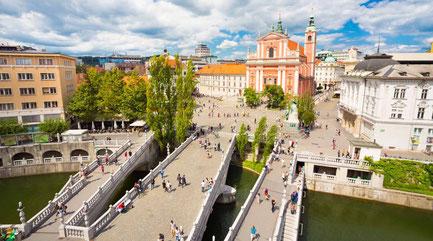 Ljubljana top things to do -Creator Plecnik's Ljubljana
