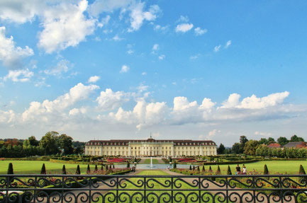 Stuttgart top things to do - Ludwigsburg Palace - Copyright  Daniel Petzold Photography