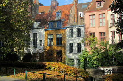 Lille top things to do - Vieux Lille - Copyright  Mo