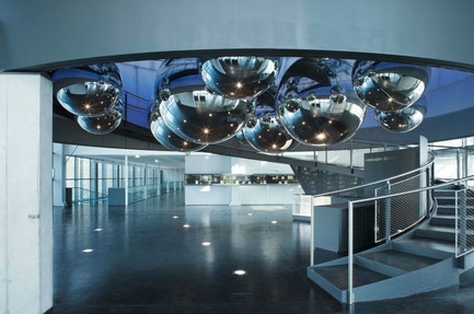 Linz top things to do - Voestalpine Stahlwelt - Copyright Linz Tourismus