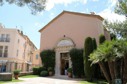 Saint-Tropez top things to do - Anonciade Museum - Copyright  j-r w
