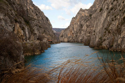 Skopje top things to do - Matka Canyon - Copyright  Bojan Rantaša