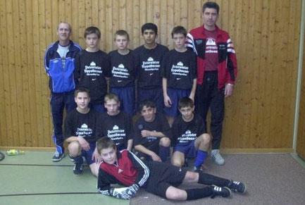 D-Junioren: FC Mietersheim