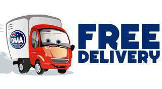 Free and Fast Delivery!