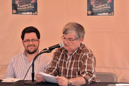 Antonio Arroyo Silva y Daniel Bernal Suárez