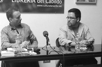 Thomas Boberg y Daniel Bernal Suárez
