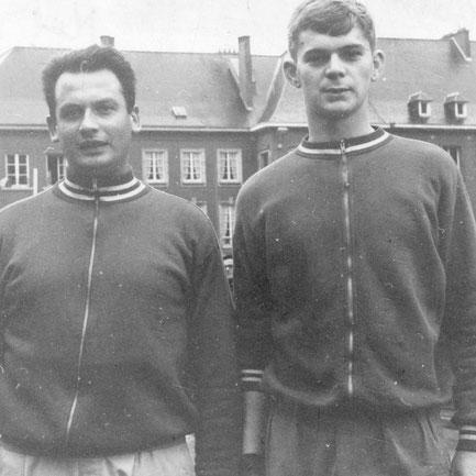 30/9/1968...Deux transferts en Balle-Pelote Carly et Laurent