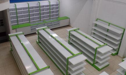 muebles de tiendas tipo oxxo