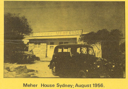 Meher Australia newsletter cover