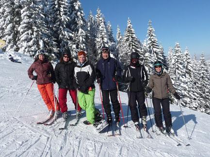 Gemeinsames Wochenende im Schwarzwald Feb 2013