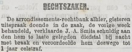 De Tijd: godsdienstig-staatkundig dagblad 22-12-1888: